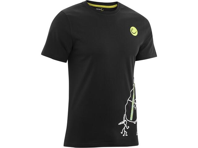 Edelrid Rope T-paita Miehet, hinkelstein